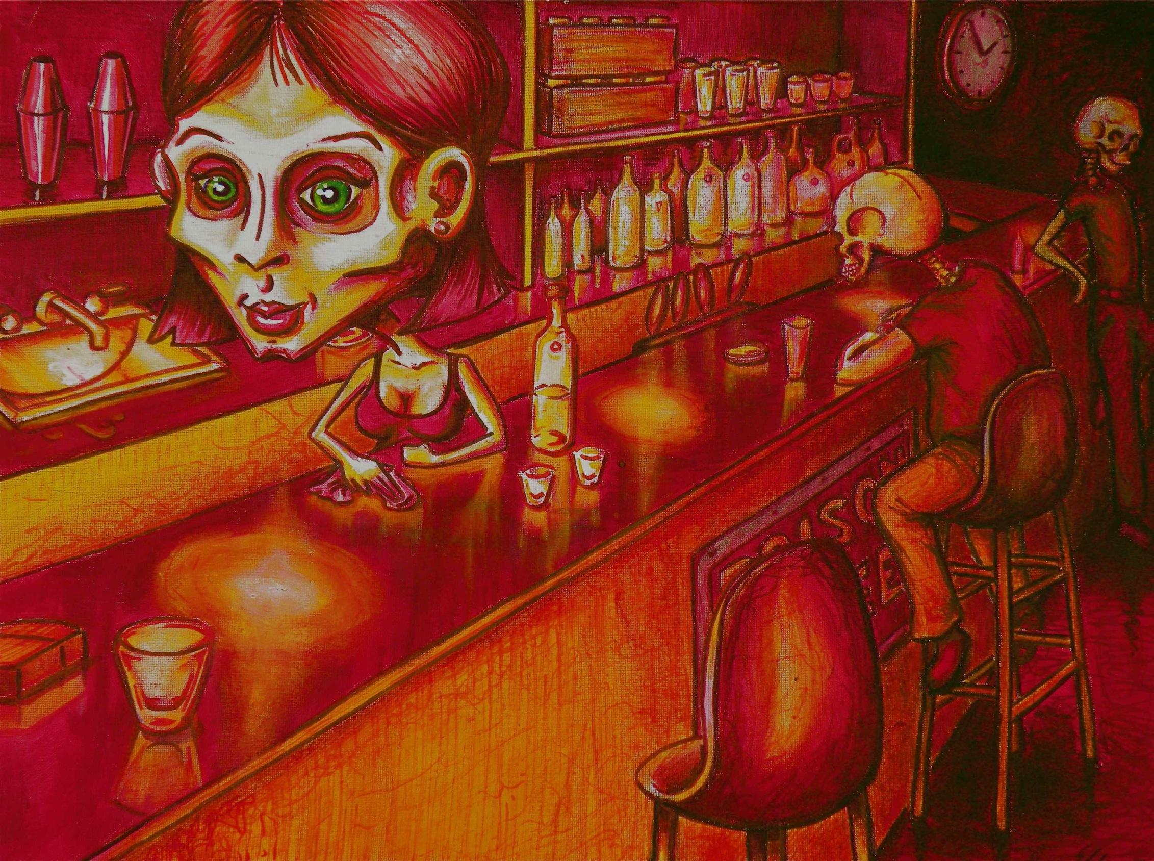 Athens Bartender