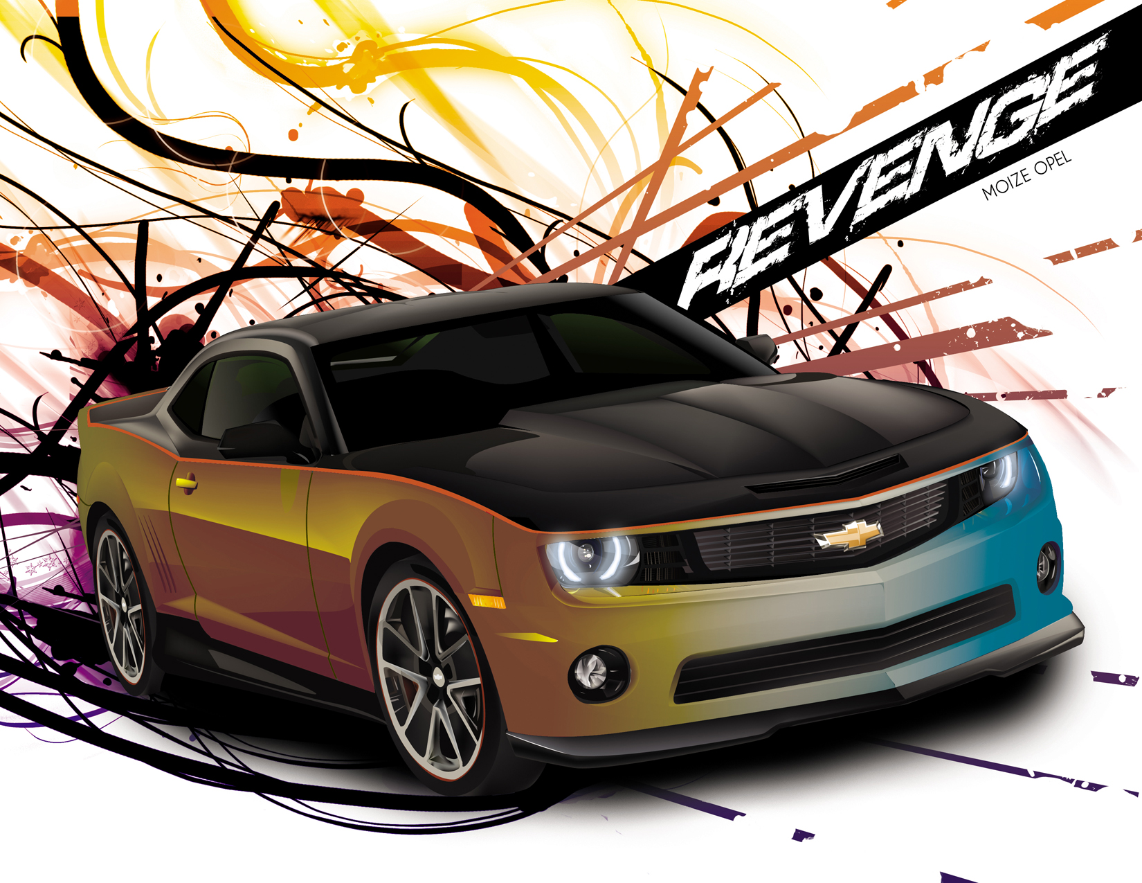 Camaro Revenge