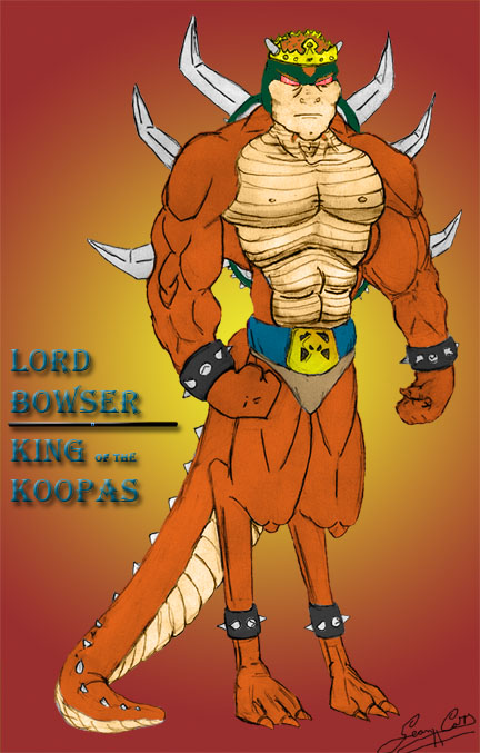 Lord Bowser