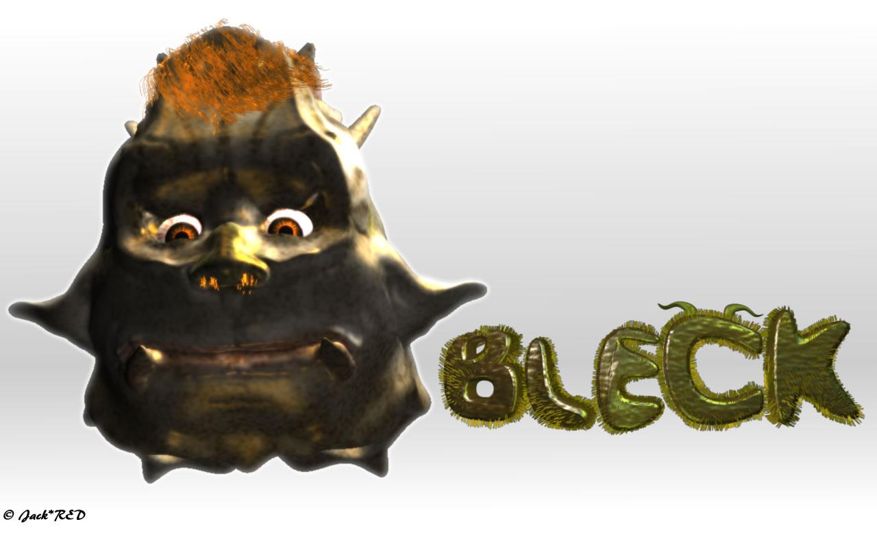 Bleck