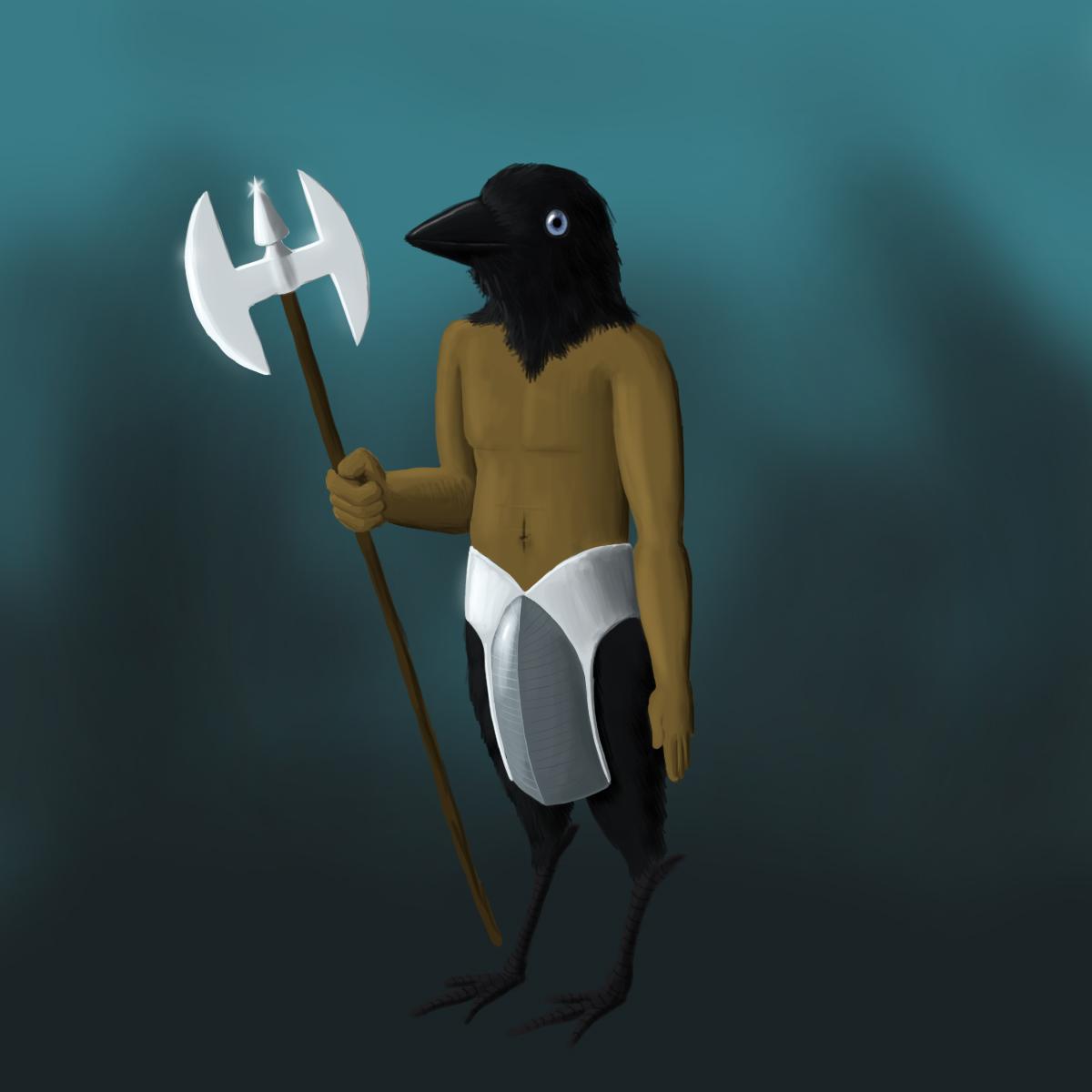 Crowguard
