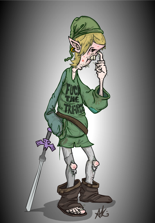 Link vs Puberty