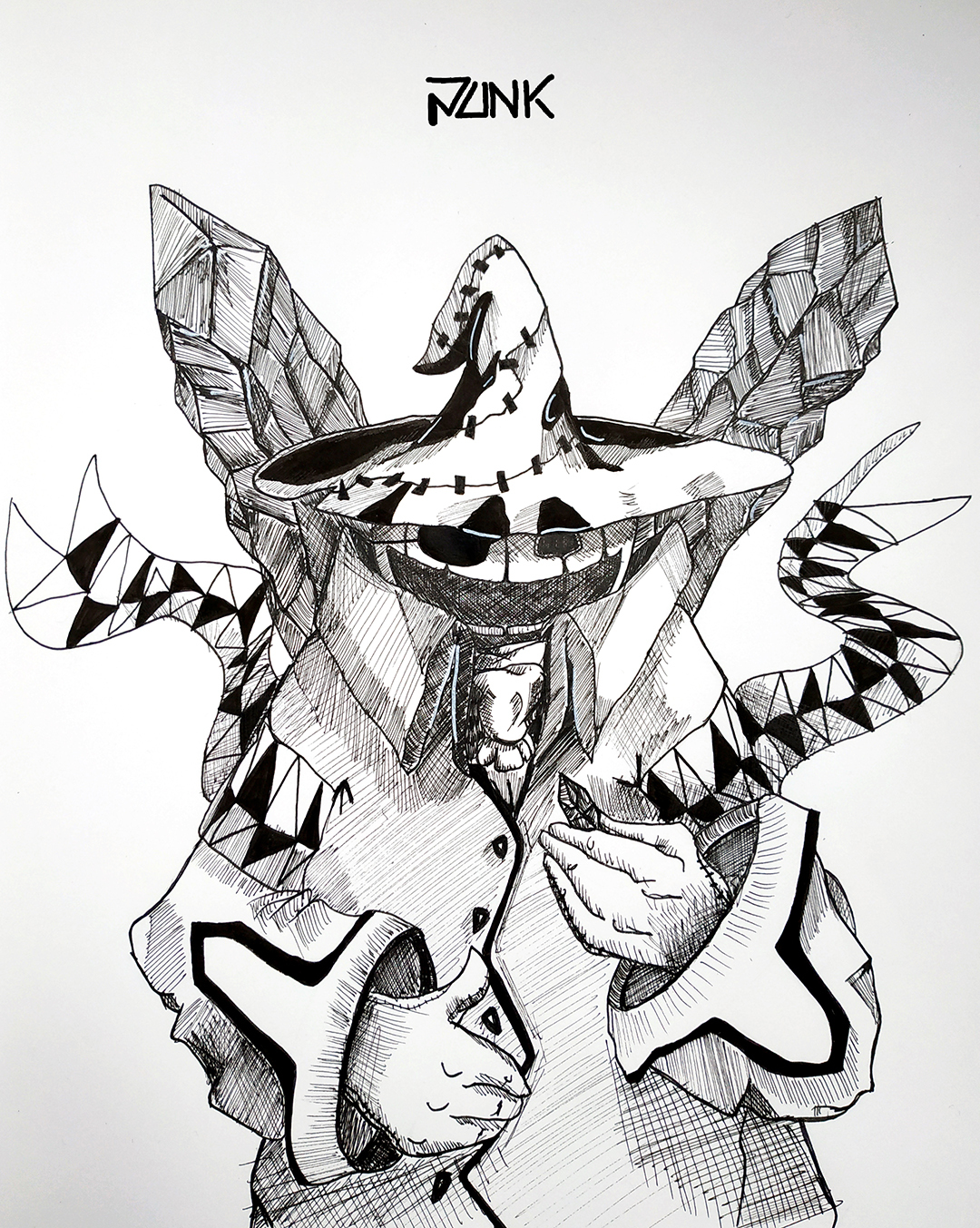 Mr. Diamant - The crystal bearer