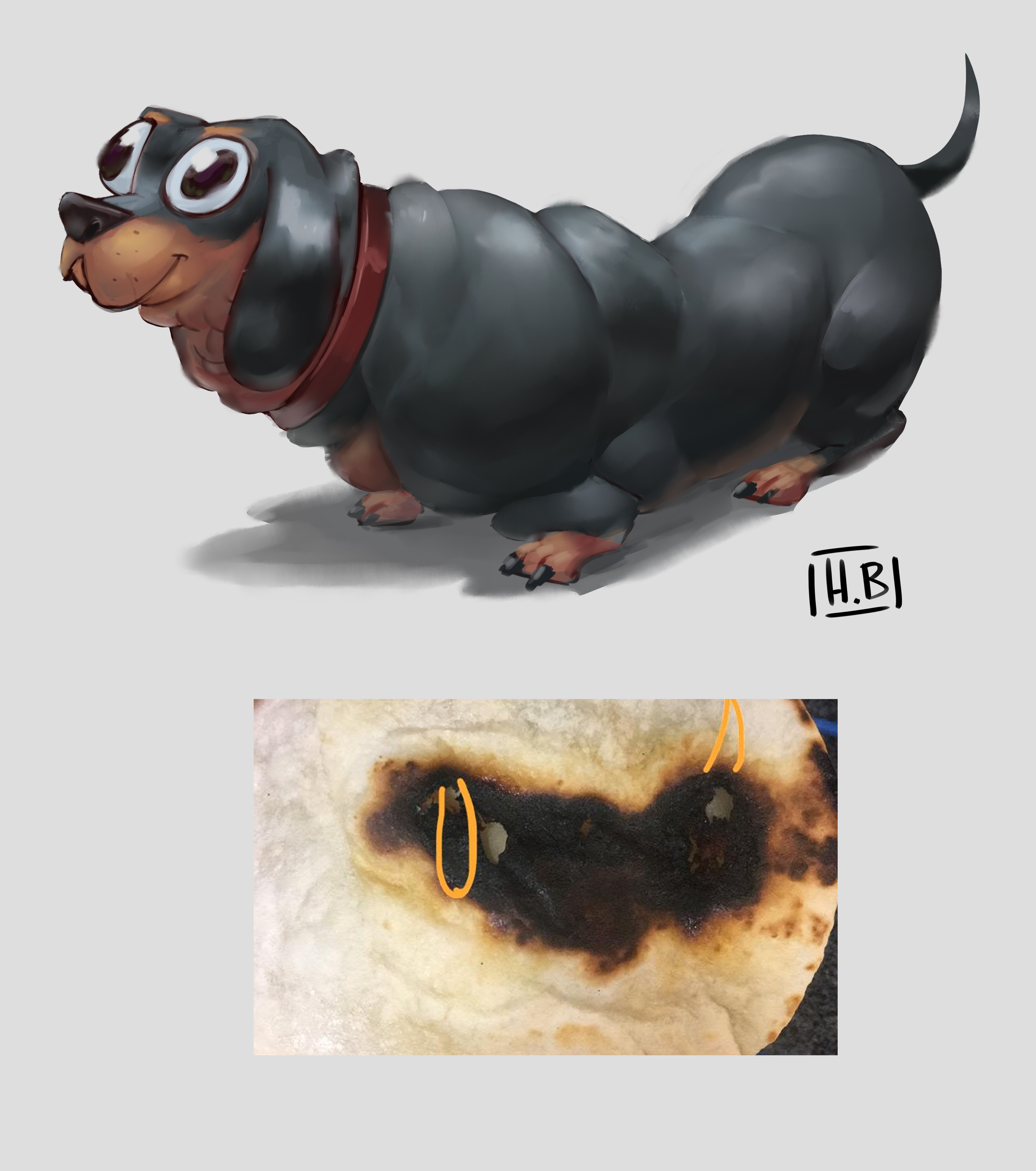 Tortilla Dog
