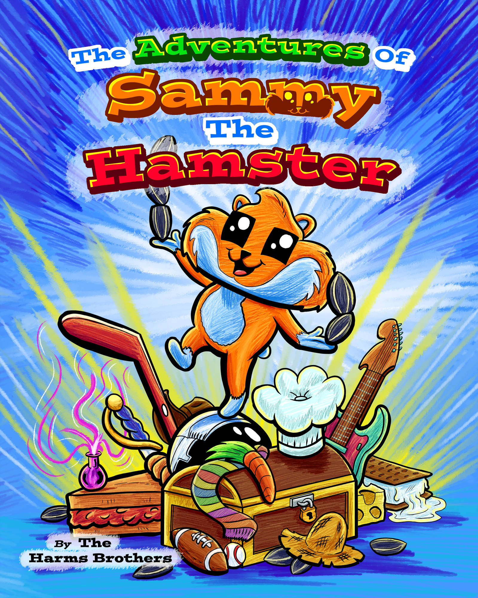 The Adventures Of Sammy The Hamster