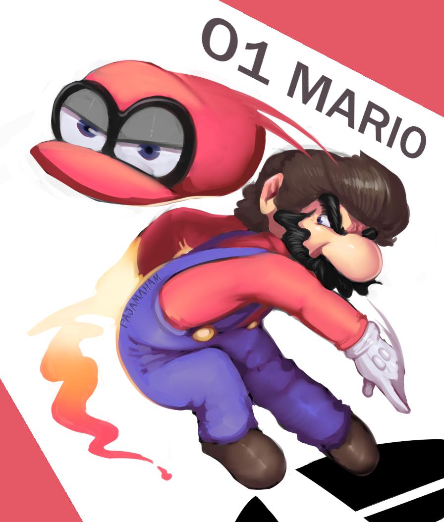 01 Mario