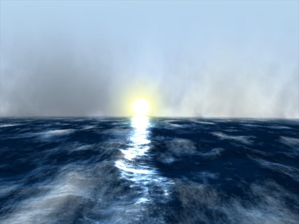 Sea infinity