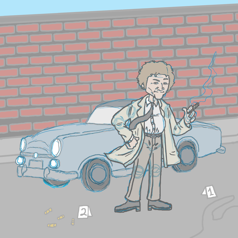Columbo - Crime Scene