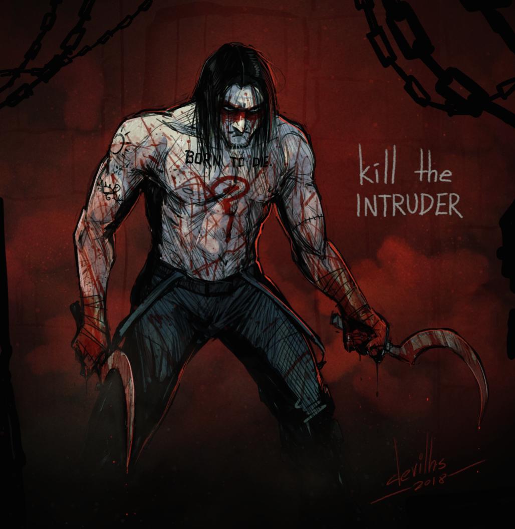Kill the Intruder