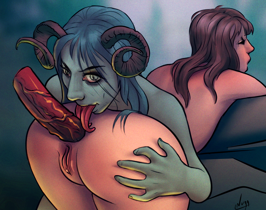 Succubus and friends