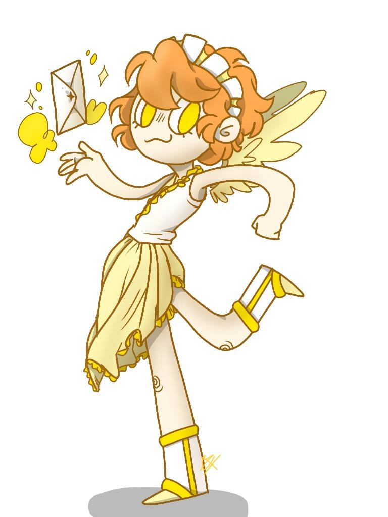 Iris- my character