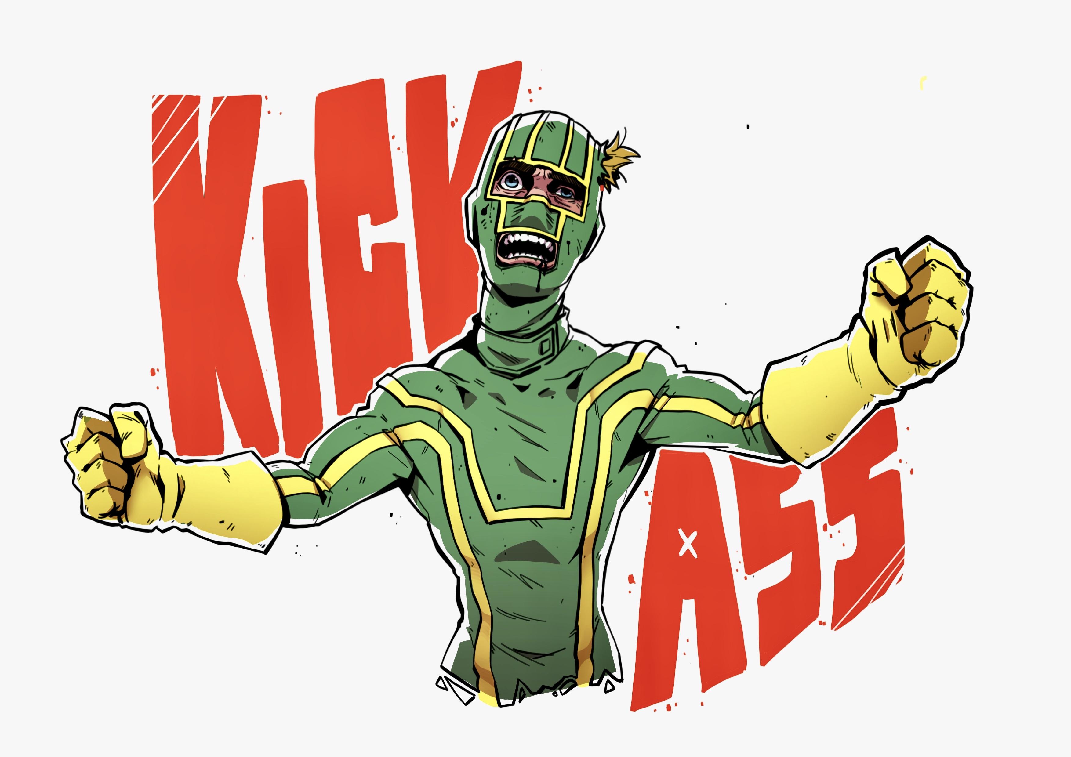 ASS-KICKED