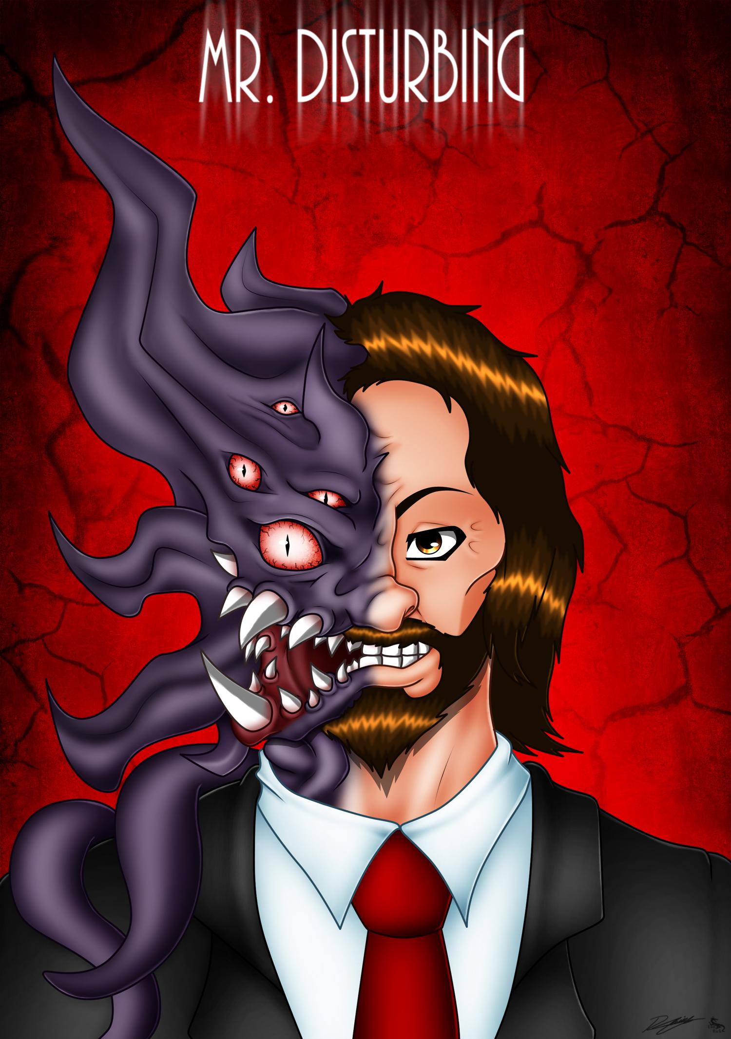Mr. Disturbing