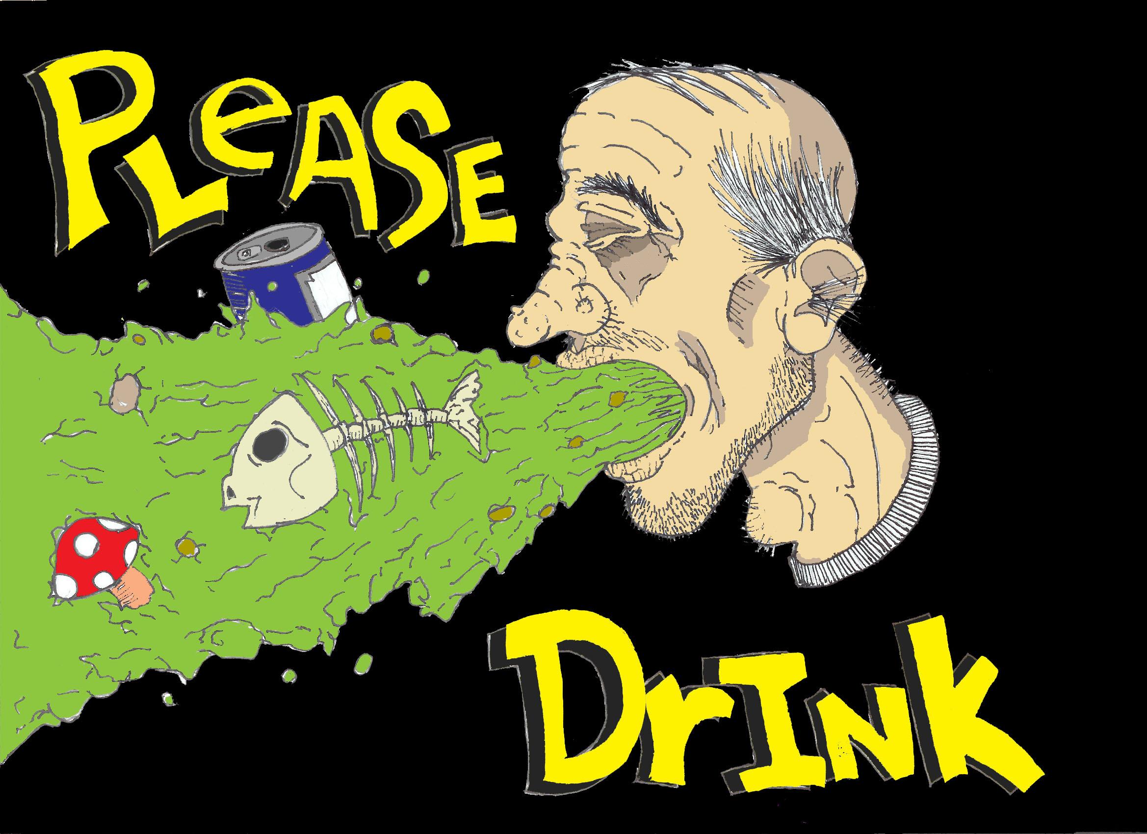 please drink?