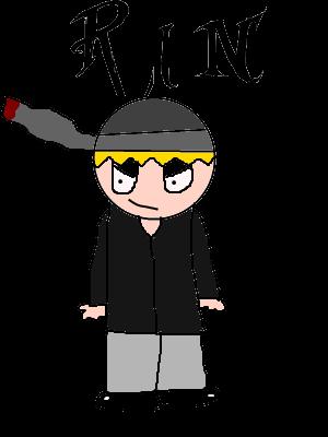 Rin The Ninja