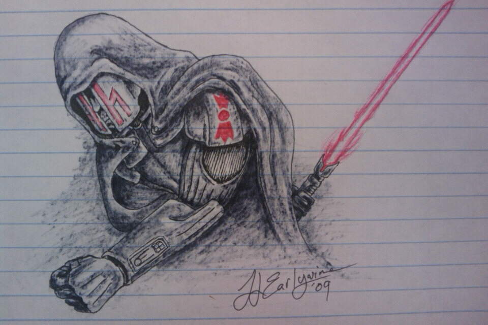 Bored at Work - Blind Sith