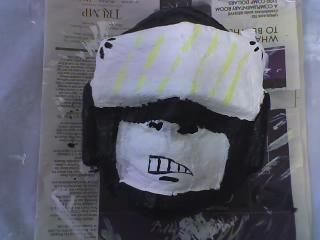 TANKMAN Mask