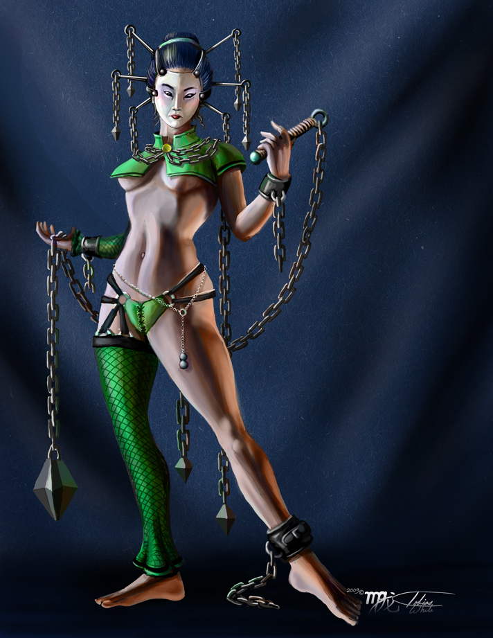 Mistress of Chains