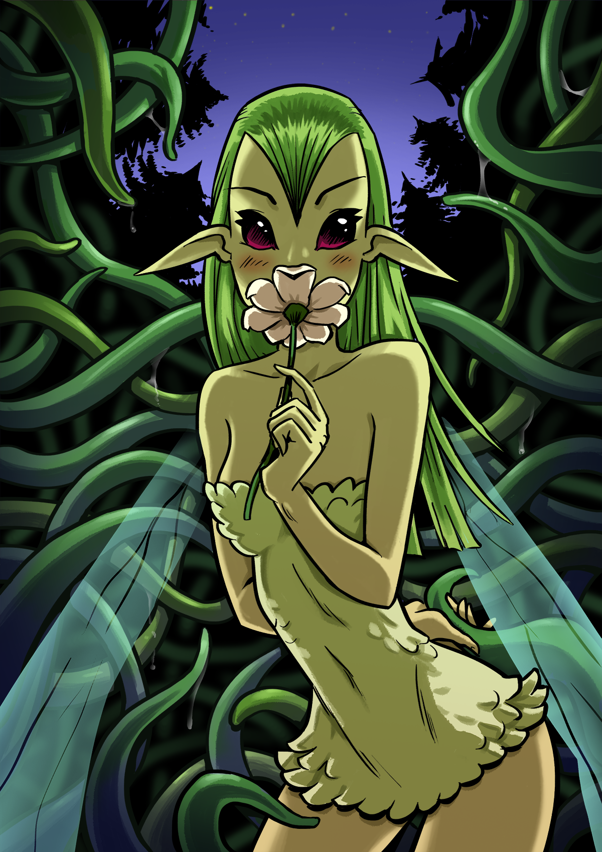 The Cummoner #12: Flover (cover)
