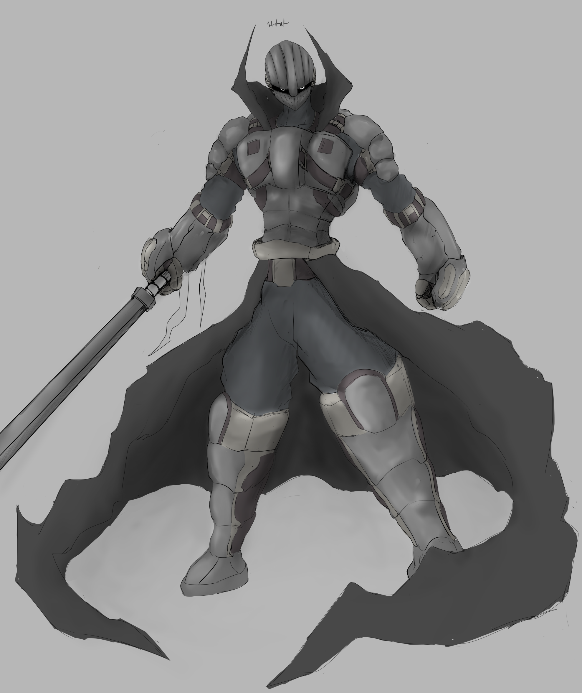 Rouge Knight Sir Lone