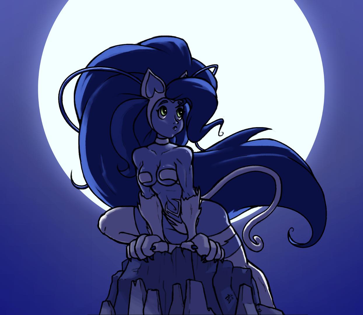 Full Moon Felicia