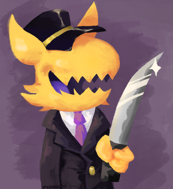 conductor a hat in time