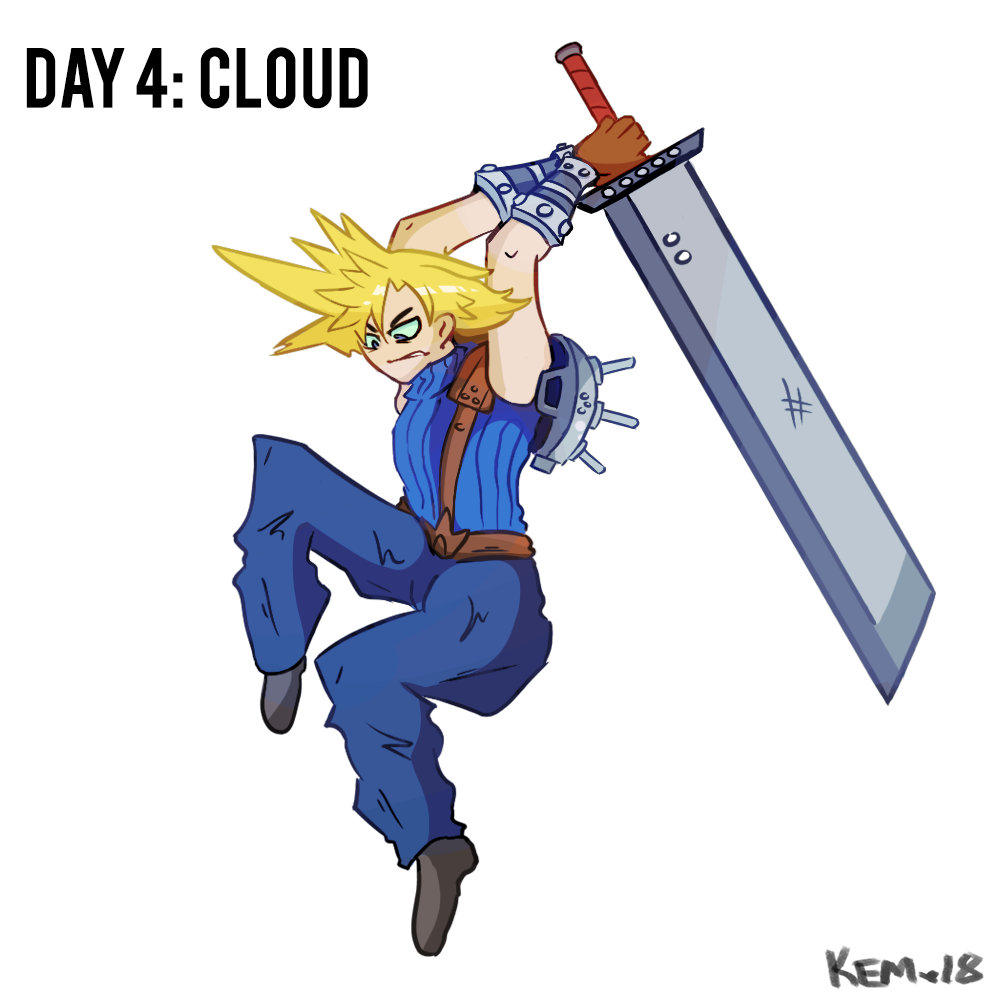 30 Days of Ultimate: Cloud