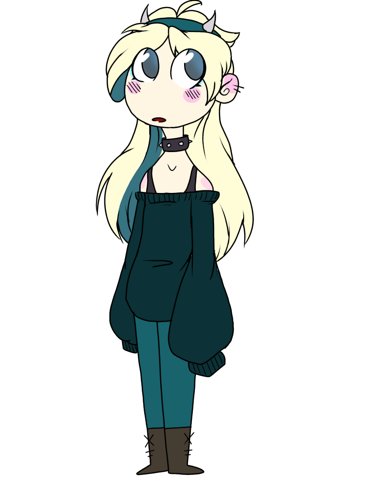 my character- lucy