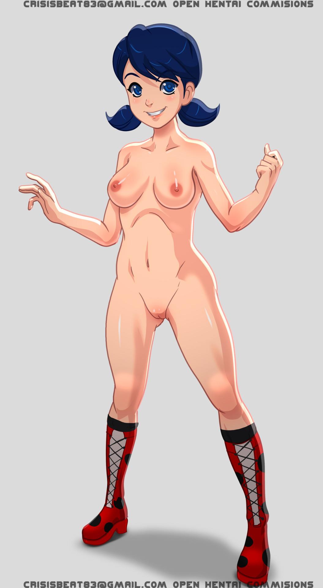 Ladybug Nackt