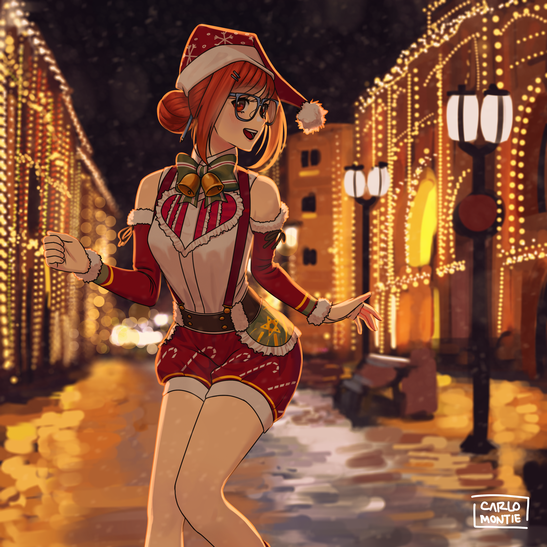 Christmas Ava