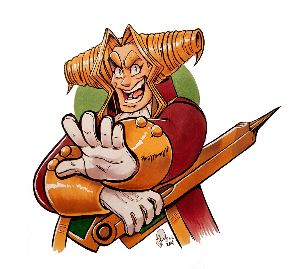 Master Alcantara