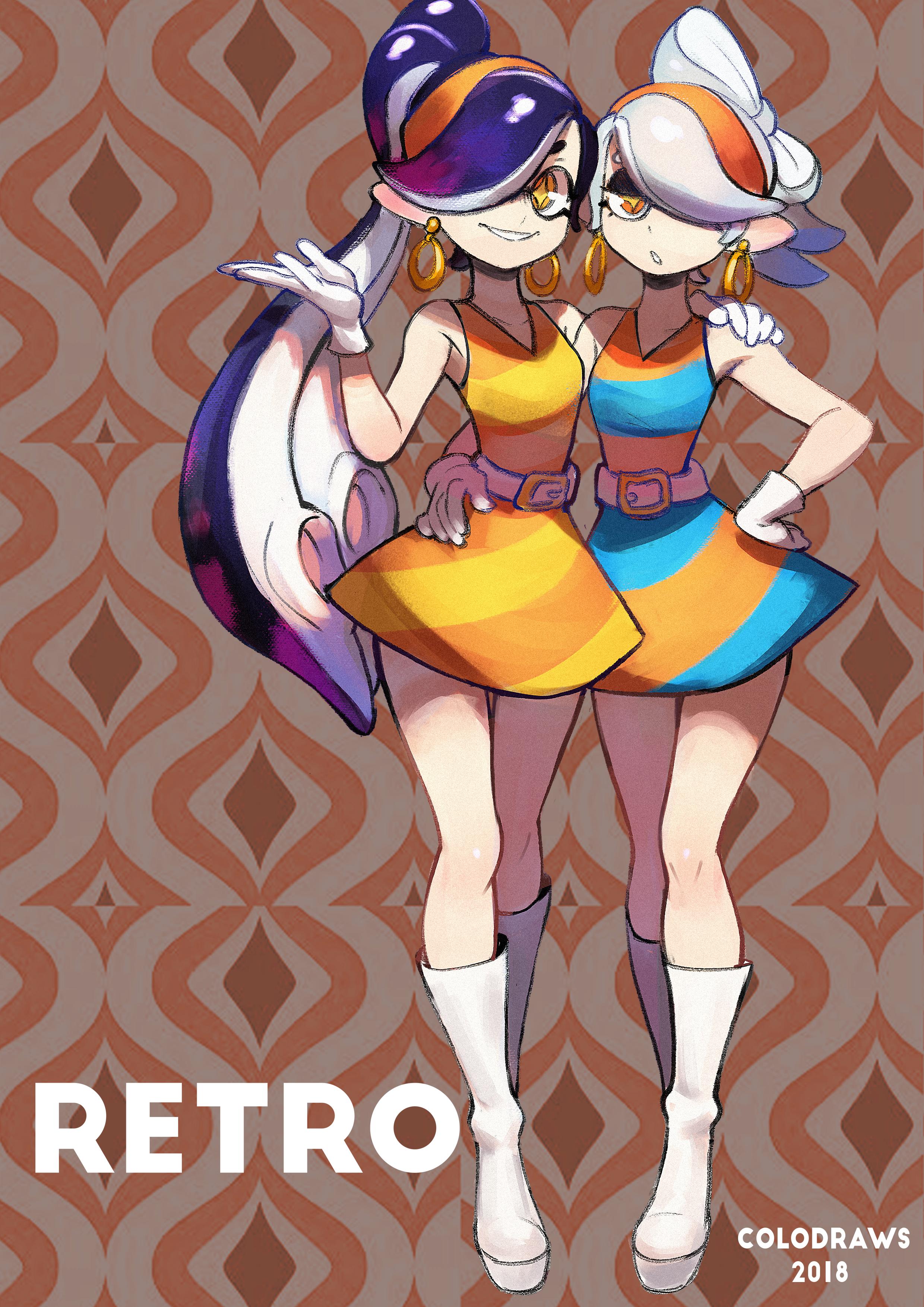 Retro Sisters