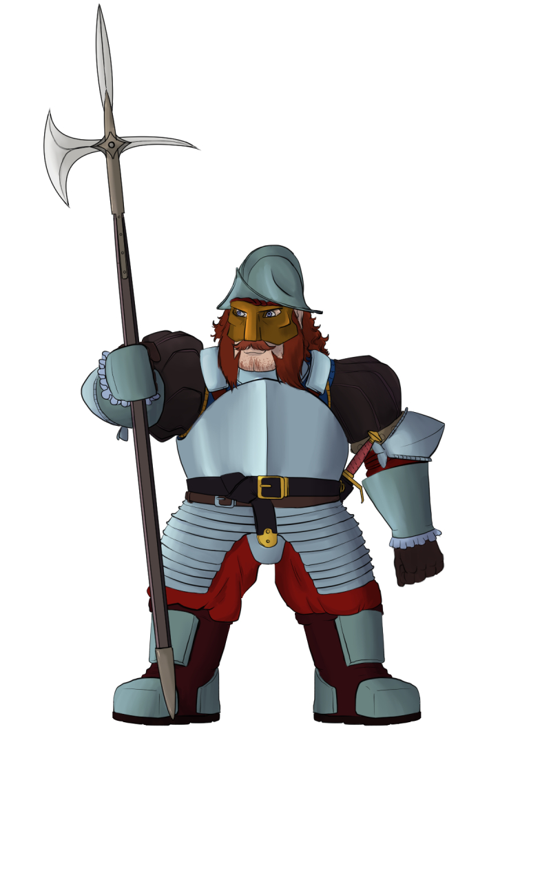 Dwarf Halbert