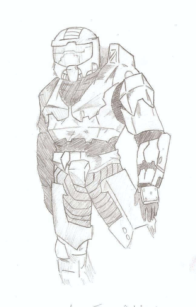 Halo: Master Cheif