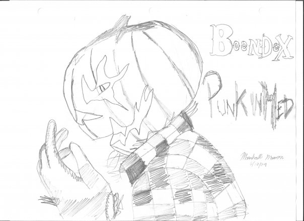Boondox - Punkinhed