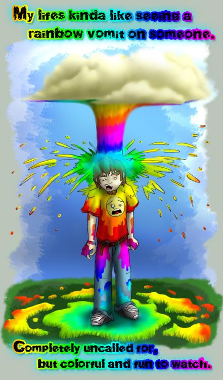 Colorful Happens