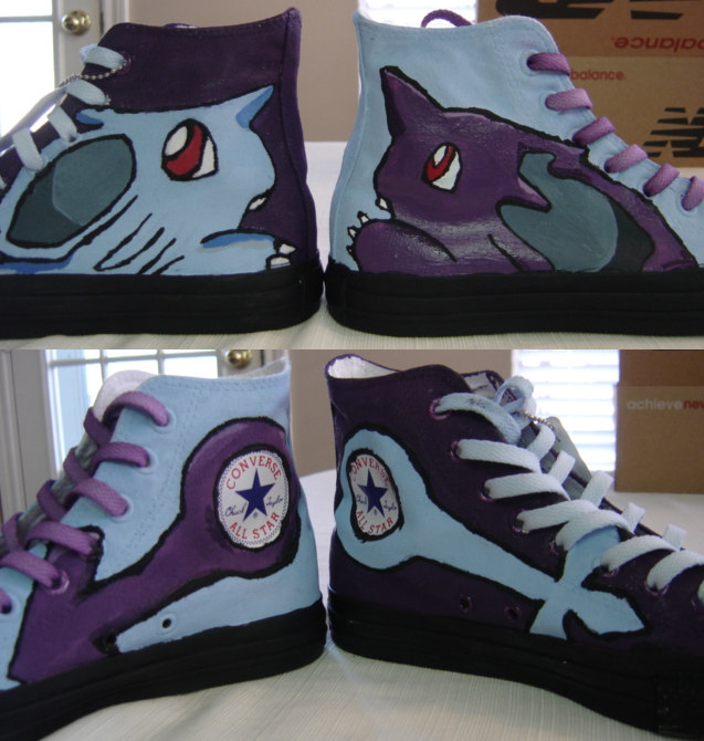Nidoran Shoes