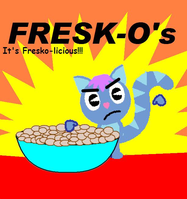 Fresk Os