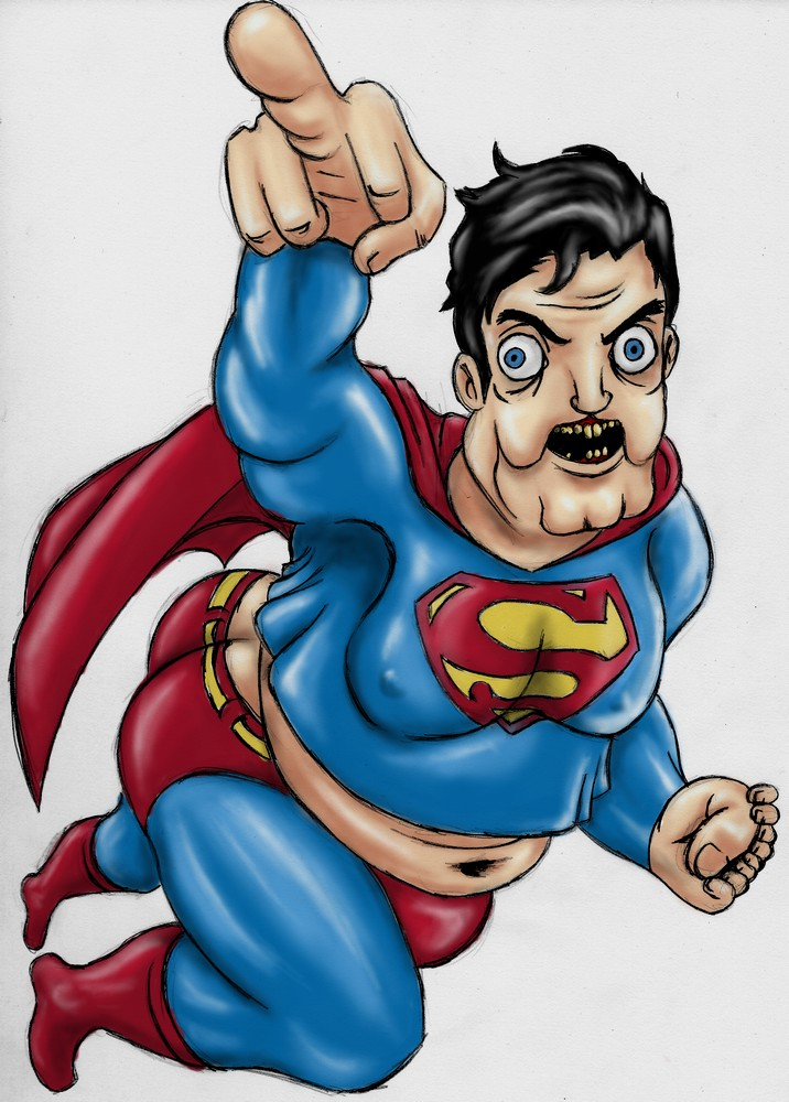 Deformed Superman [new]