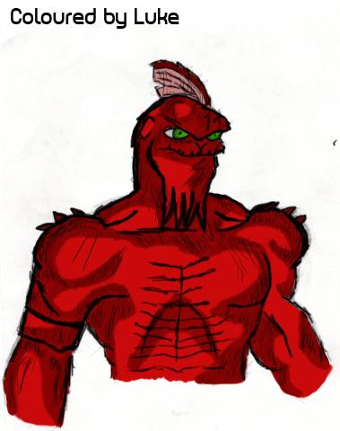 Dragoni leader