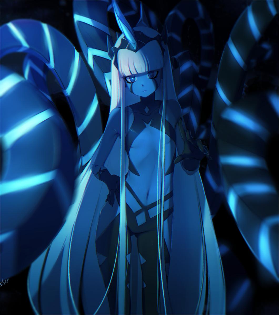 Princess of Klaxosaur