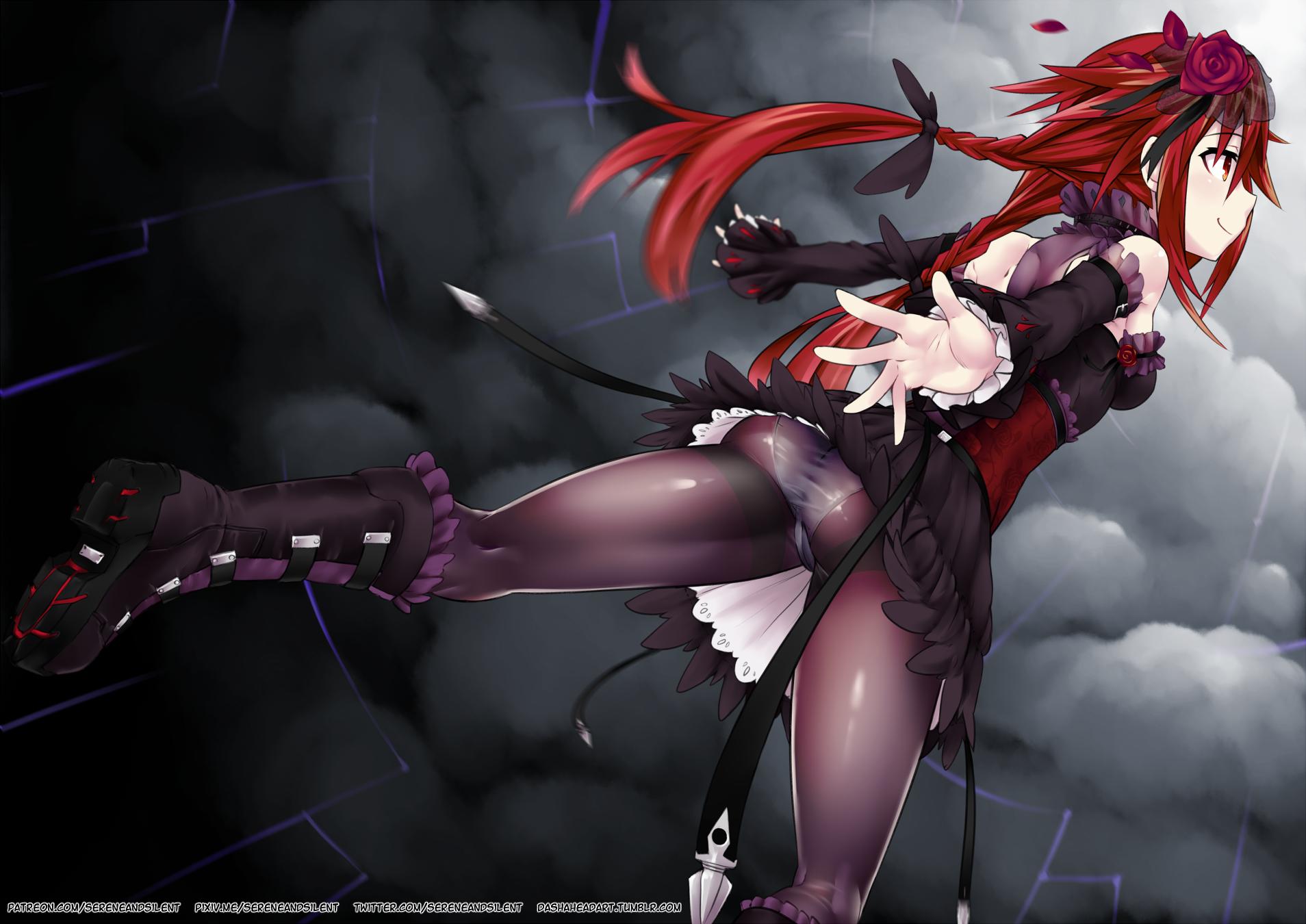 Uzume Goth Style