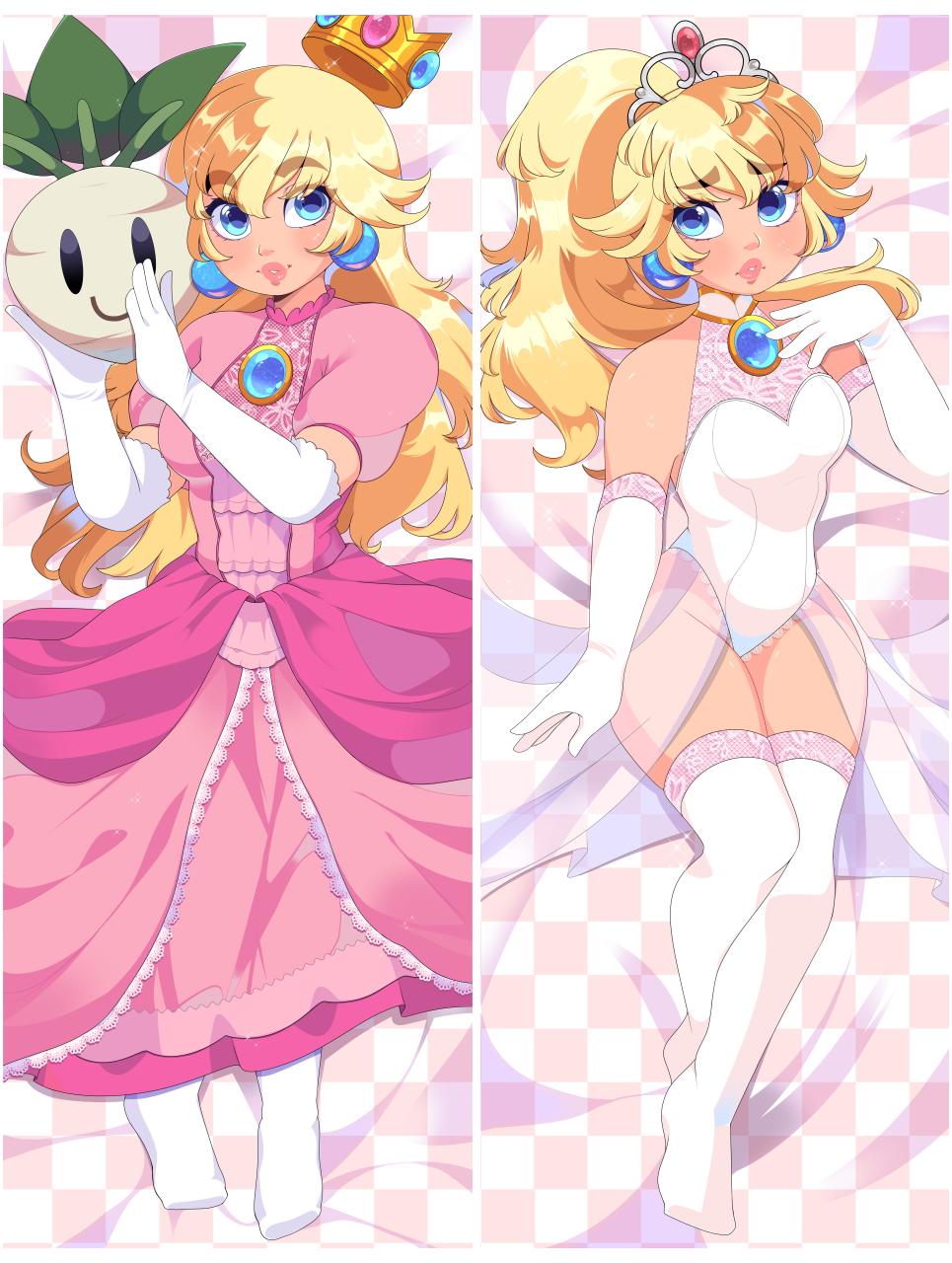 Nintendo: Princess Peach Dakimakura