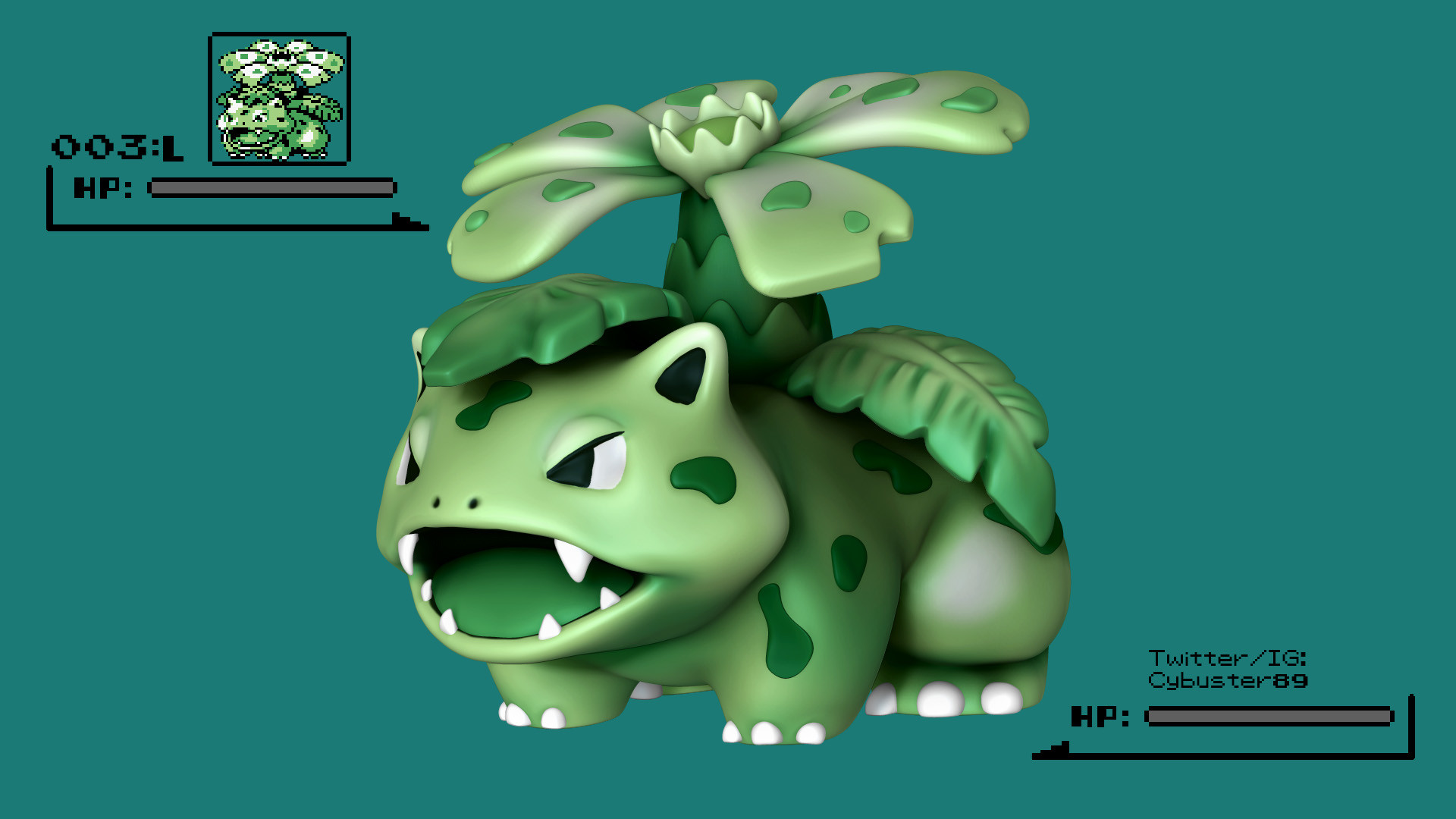 Retro Pokémon