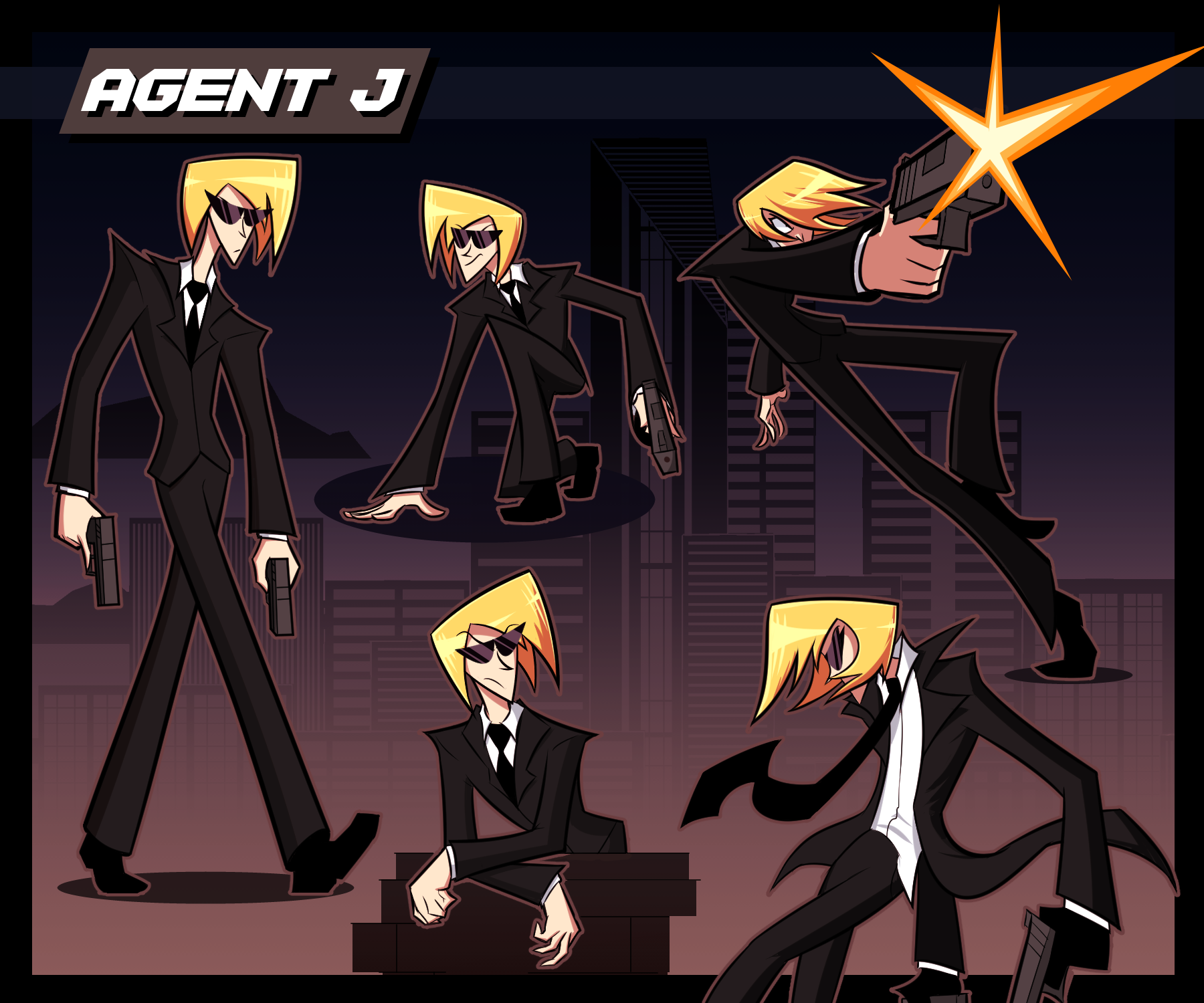 Agent Jonathan