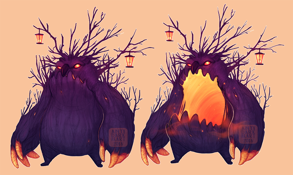 Mourning Wood Taum