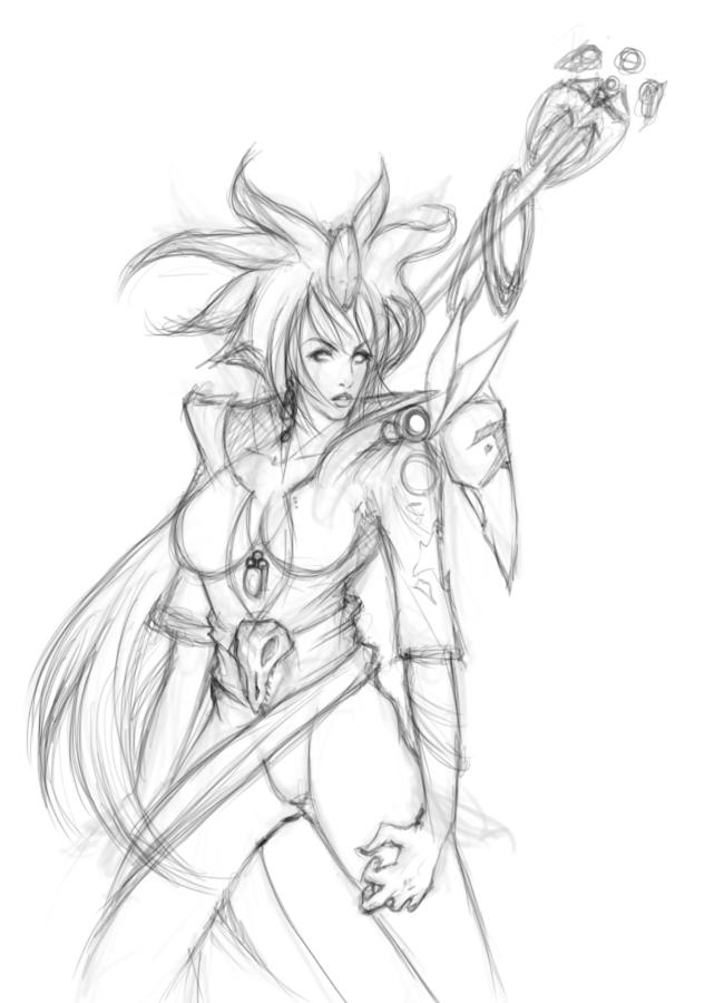 Magus Woman