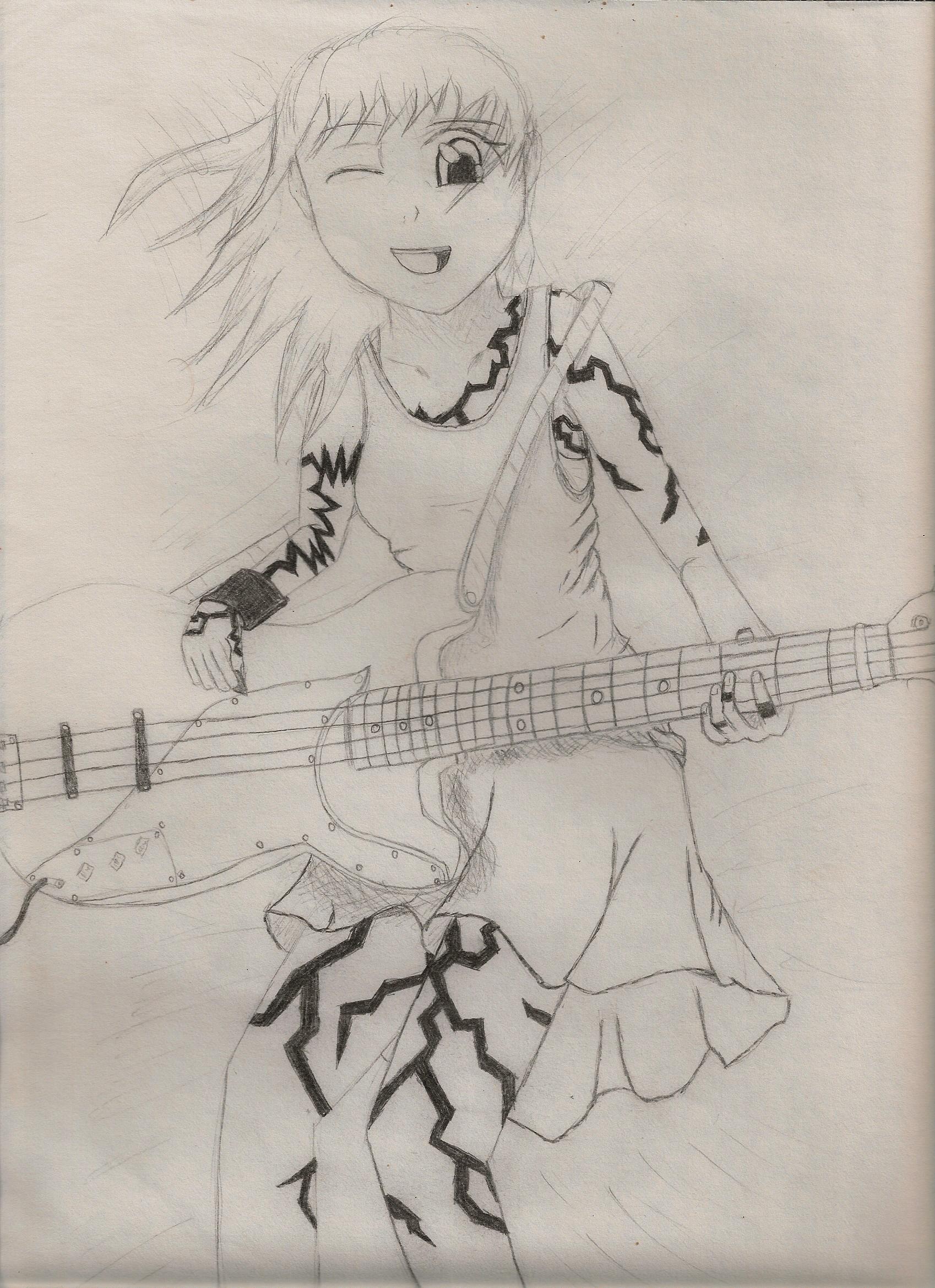 Rockin The Bass :D