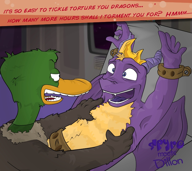 Spyro Meets Dillon