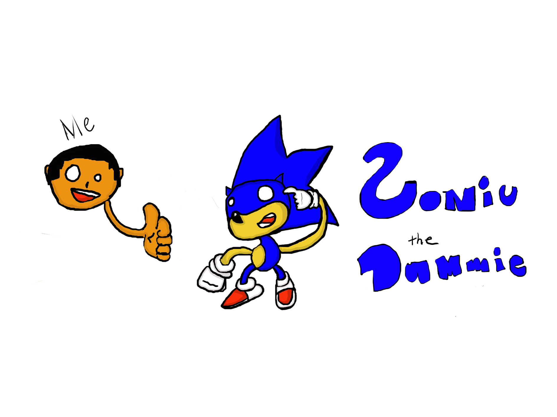 SoNiC the DumMie